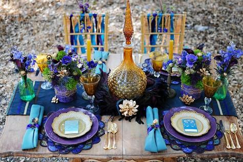 moroccan table settings – Loris Decoration